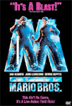 Super Mario Bros: The Motion Picture (UK-import) (DVD)