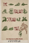 The Italian Straw Hat (DVD - SONE 1)