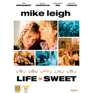 Life Is Sweet (UK-import) (DVD)