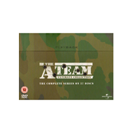 The A-Team - The Complete Series (UK-import) (DVD)