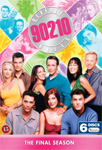 Beverly Hills 90210 - Sesong 10 (UK-import) (DVD)