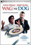 Produktbilde for Wag The Dog - Når Halen Logrer Med Hunden (DVD - SONE 1)