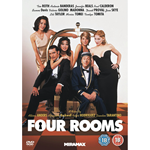 Four Rooms (UK-import) (DVD)