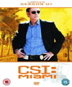 C.S.I - Miami - Sesong 7 (UK-import) (DVD)