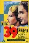 The 39 Steps - Special Edition (UK-import) (DVD)