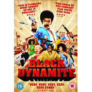Black Dynamite (UK-import) (DVD)