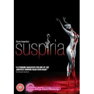 Suspiria (UK-import) (DVD)