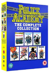 Police Academy - The Complete Collection (UK-import) (DVD)