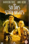 Six Days Seven Nights (UK-import) (DVD)