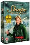 Sharpe - Classic Collection (UK-import) (DVD)