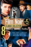 Film Noir Classic Collection - Vol. 5 (DVD - SONE 1)