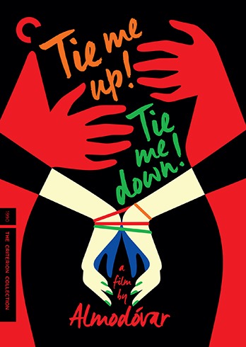 Tie Me Up! Tie Me Down! - Criterion Collection (DVD - SONE 1)