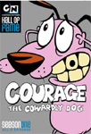 Courage: The Cowardly Dog - Sesong 1 (DVD - SONE 1)