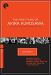 The First Films Of Akira Kurosawa - Eclipse Series 23 (DVD - SONE 1)