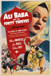 Ali Baba And The Forty Thieves (UK-import) (DVD)