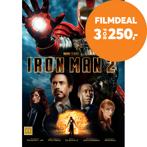 Iron Man 2 (DVD)