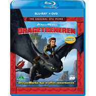 Dragetreneren (Blu-ray + DVD)