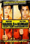 Harold And Kumar Escape From Guantanamo Bay (UK-import) (DVD)
