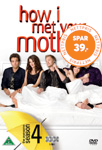 How I Met Your Mother - Sesong 4 (DVD)