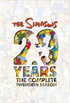 The Simpsons - Sesong 20 (DVD)
