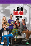 The Big Bang Theory - Sesong 3 (DVD)