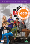 Produktbilde for The Big Bang Theory - Sesong 3 (DVD)