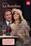 Produktbilde for Puccini - La Rondine: Live At The Met (DVD)