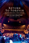 Return To Forever - Live In San Sebastian (DVD)