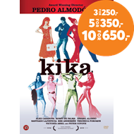 Produktbilde for Kika (DVD)