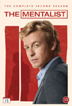 Produktbilde for The Mentalist - Sesong 2 (DVD)