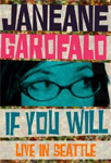 Jeneane Garofalo - If You Will (DVD - SONE 1)