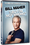 Bill Maher - But I'm Not Wrong (DVD - SONE 1)