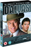 Dallas - Sesong 13 (DVD - SONE 1)