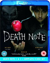 Death Note - Limited Edition (UK-import) (Blu-ray + DVD)
