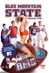 Blue Mountain State - Sesong 1 (UK-import) (DVD)