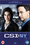 C.S.I - New York - Sesong 7 (UK-import) (DVD)