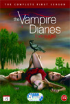 The Vampire Diaries - Sesong 1 (DVD)