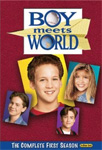 Boy Meets World - Sesong 1 (DVD - SONE 1)