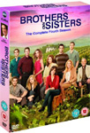 Brothers And Sisters - Sesong 4 (UK-import) (DVD)