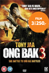 Produktbilde for Ong Bak 3 (UK-import) (DVD)