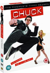 Chuck - Sesong 3 (UK-import) (DVD)