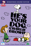 He's Your Dog Charlie Brown (DVD)