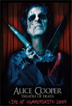 Alice Cooper - Theatre Of Death: Live At Hammersmith 2009 (DVD)