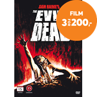 Produktbilde for The Evil Dead (DVD)