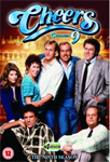 Cheers - Sesong 9 (UK-import) (DVD)