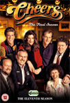 Cheers - Sesong 11 (UK-import) (DVD)