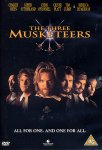 De Tre Musketerer (UK-import) (DVD)