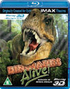 Dinosaurs Alive! (UK-import) (Blu-ray + Blu-ray 3D)