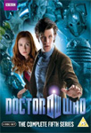 Doctor Who - Sesong 5 (UK-import) (DVD)