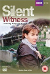 Silent Witness - Sesong 5 & 6 (UK-import) (DVD)